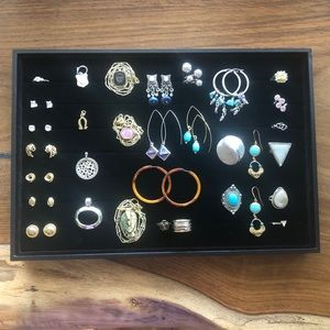 Antique, Vintage & Bohemian Silver / Gold Jewelry